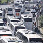 İstanbul'a dönüş çilesi! Kilometrelerce trafik