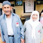 Türk hacı Necdet Coşkun faciada eşini kaybetti
