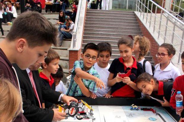 Aydın Üniversitesi'nde 'Bilim ve Eğlence'