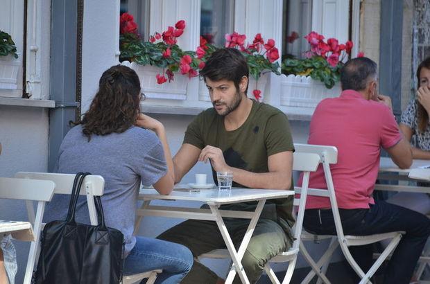 Serhat Teoman ve Leyla Feray'ın sohbeti yarım kaldı