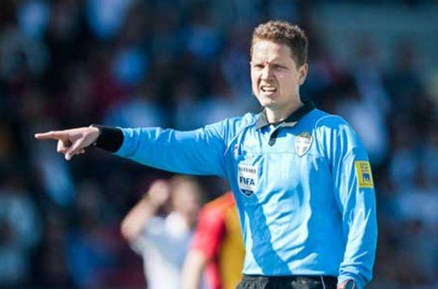 Astana-Galatasaray maçını İsveçli hakem yönetecek