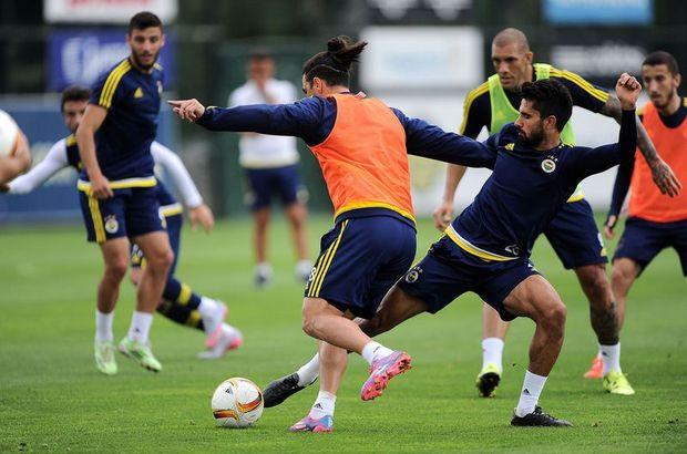 Fenerbahçe'de Avrupa mesaiyi başladı