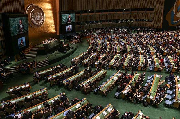 BM Genel Kurulu görüşmelerinin ilk gününe Suriye konusu damga vuracak
