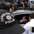 Cumhurbaşkanı Erdoğan'a tatlı ve şerbet ikramı