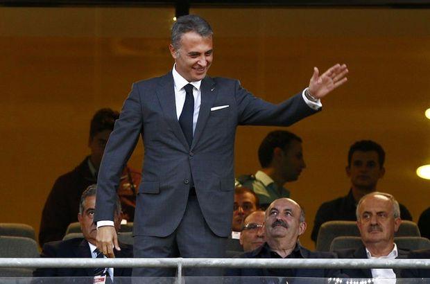 Beşiktaş Başkanı Fikret Orman, Fenerbahçe derbisi sonrası önemli açıklamalarda bulundu