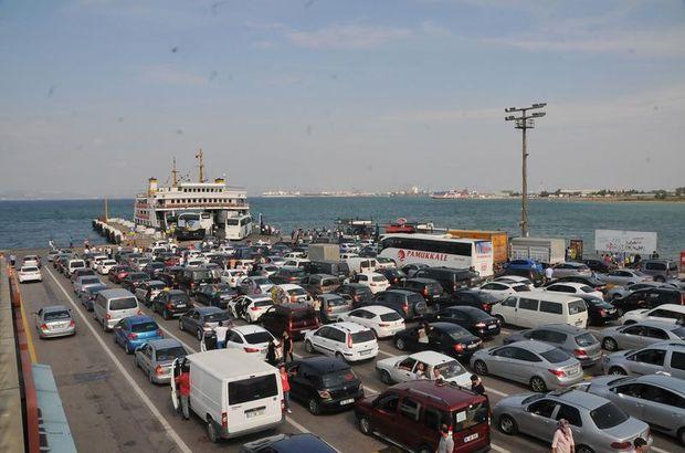 447 sefer 36 bin araç 191 bin yolcu
