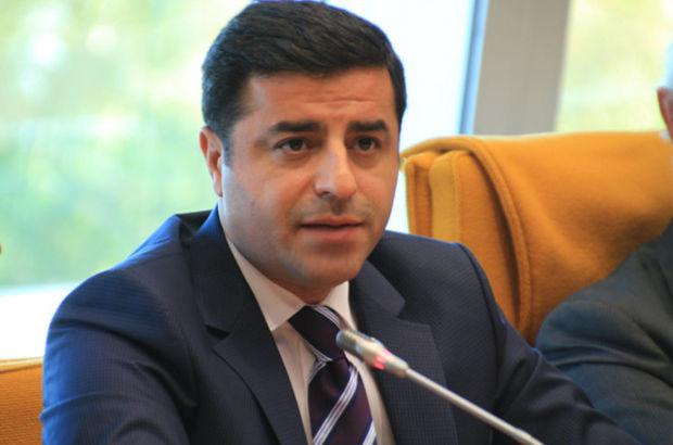 HDP Lideri Demirtaş: Seçimi 'barış bloku' kazanmalı