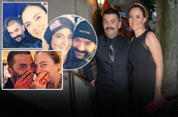 Ceyda Düvenci-Bülent Şakrak evlendi mi?