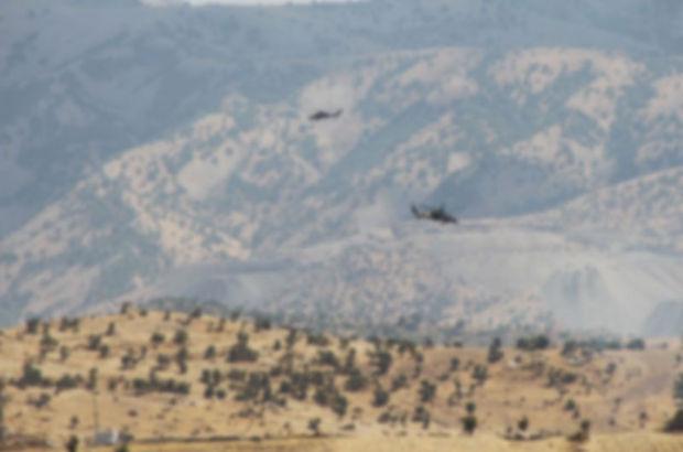Şırnak'ta 9 el yapımı patlayıcı düzeneği tespit edildi