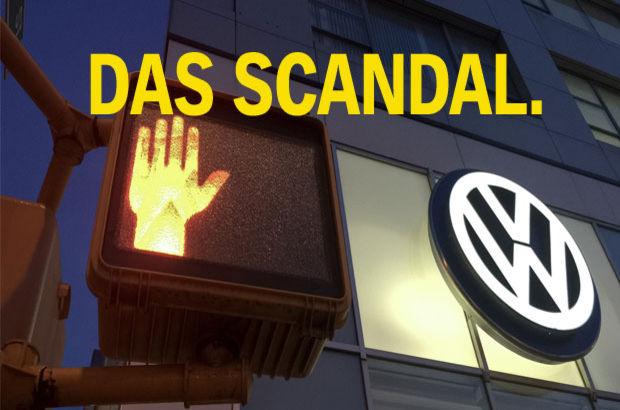 Volkswagen skandalı dünya basınında