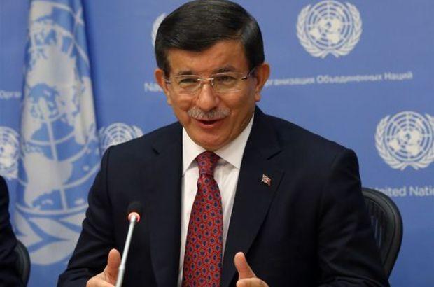 Başbakan Davutoğlu: 2011den bu yana önemli bir mücadele veriyoruz