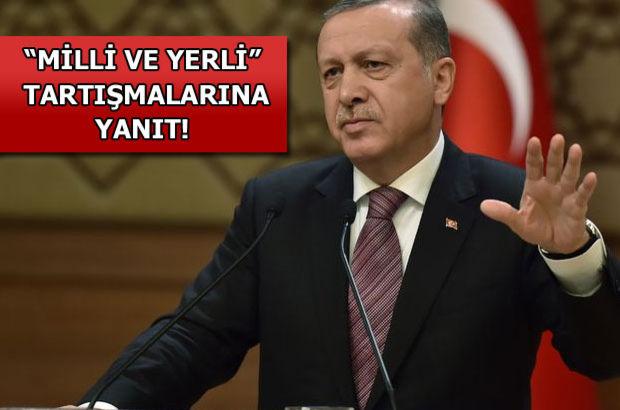 Erdoğan:2 binin üzerinde teröristi etkisiz hale getirdik