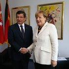 Merkel'den flaş 'güvenli bölge' açıklaması