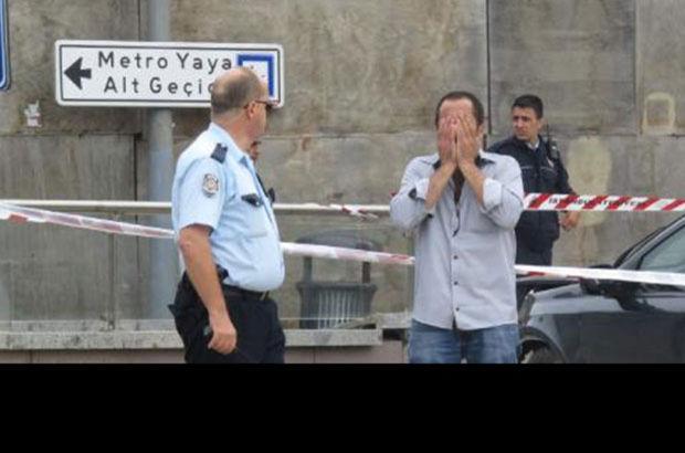 İstanbul'da bir otomobil metro durağına daldı: Ölü ve yaralılar var