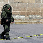 Mardin'de yola döşenen patlayıcı imha edildi