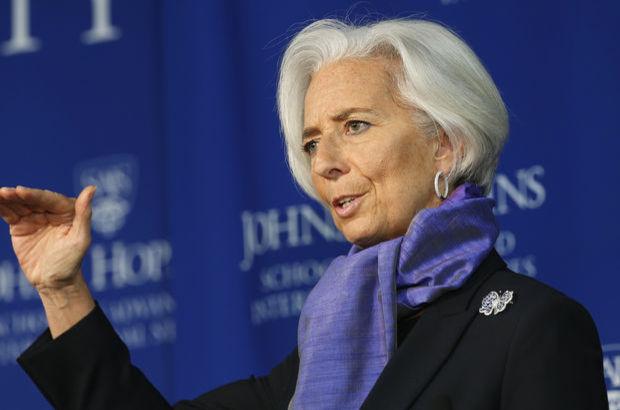 MF Başkanı Lagarde: Daha fazla dalgalanma olacak