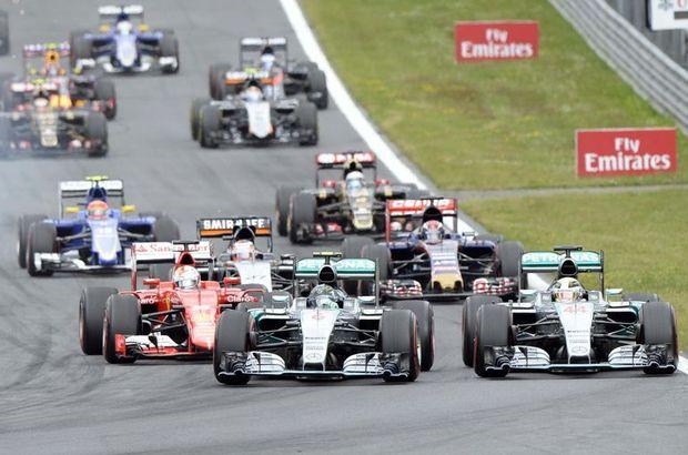 F1 2016 sezonu takvimi açıklandı