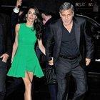 George Clooney eşine evlilik yıldönümü hediyesi almamış
