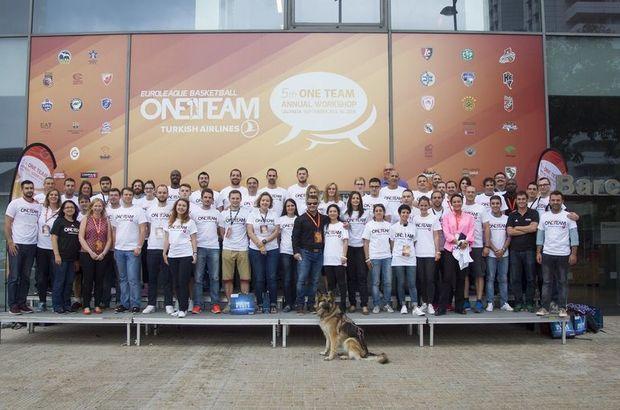 Efes, One Team'e katıldı