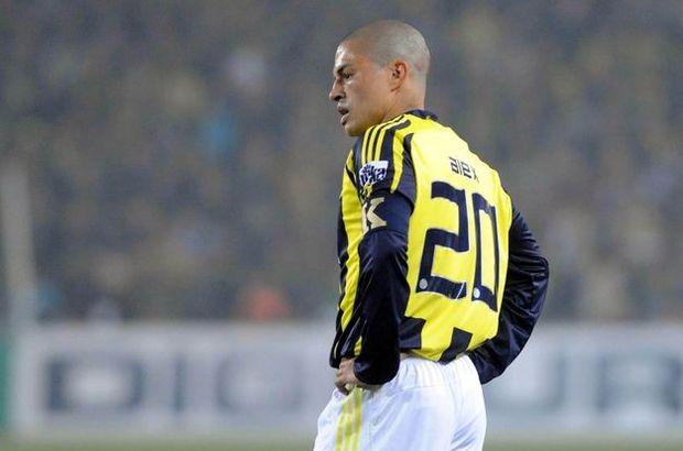Alex de Souza'dan Fenerbahçe paylaşımı!