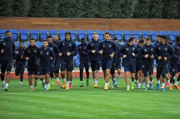 Başakşehir'de Galatasaray'a karşı 2 eksik