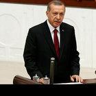 Cumhurbaşkanı Erdoğan Meclis'te konuştu