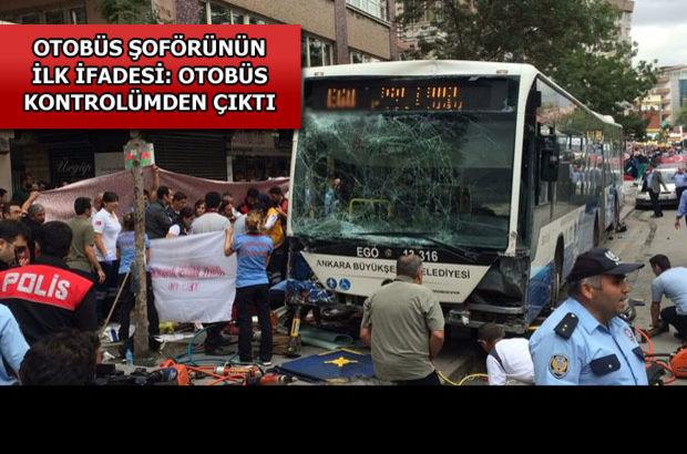 Ankara Dikimevi'nde kaza