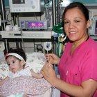 Aliye bebeğe 6 ay annelik yaptı