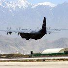Afganistan'da ABD uçağı düştü!