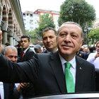 Cumhurbaşkanı Erdoğan Cuma namazı için Kasımpaşa'yı tercih etti
