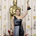 Kate Winslet Oscar heykelini bakın nerede saklıyormuş!