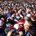 Şırnak Beytüşşebap'ta şehit olan Hasan Büber toprağa verildi
