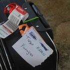 Fethiyeli kayıp hacının valizi teslim edilince aile üzüntüye boğuldu
