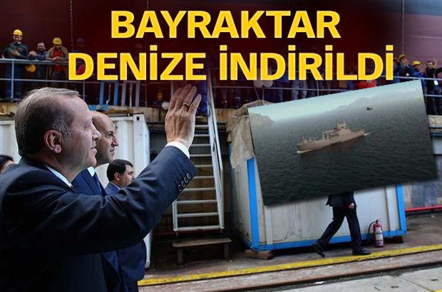 Cumhurbaşkanı Erdoğan törene katıldı