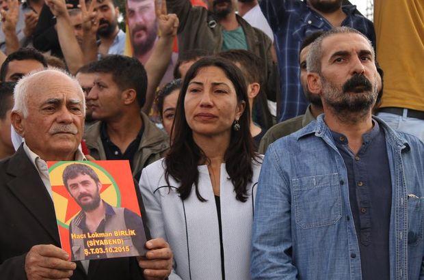 O teröristin HDP'li vekilin kayınbiraderi olduğu öğrenildi