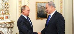 İsrail Başbakanı Netanyahu: Rusya ile ilişkilerimiz iyi