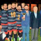 Eyüp'te şehit savcı anısına futbol turnuvası