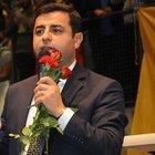 HDP Eş Genel Başkanı Demirtaş Almanya'da konuştu