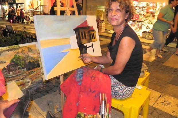 Özgür Ressamlar Derneği Zafer Yörük Aysel Aydın