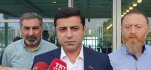 Demirtaş'tan Başbakan'ın açıklamalarına tepki