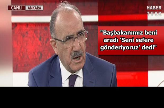 CANLI! Beşir Atalay Habertürk'te: HDP'nin batıdan aldığı oylarda...