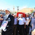 Şehit polis Adem Keleş'e son görev