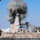 IŞİD Palmira'daki tarihi kemerleri yıktı
