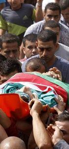 İsrail askerlerinin vurduğu 13 yaşında bir çocuk hayatını kaybetti!