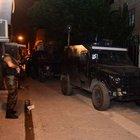 Adana'da şafak operasyonu: 5 gözaltı