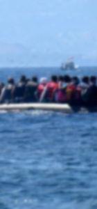 Deniz ortasında 24 kişinin kurtuluş hikâyesi