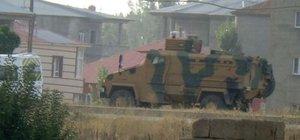 Yüksekova'da askeri sevkıyat