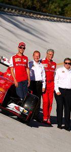 Ferrari'ye F1 için dev ortak: Shell