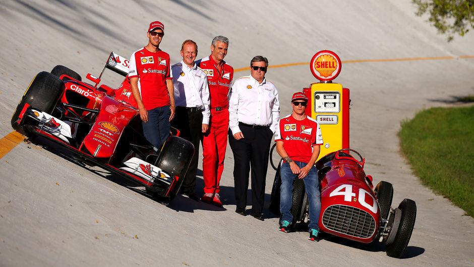 Ferrari'ye dev ortak!