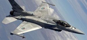 Suriye sınırında F16'lara taciz
